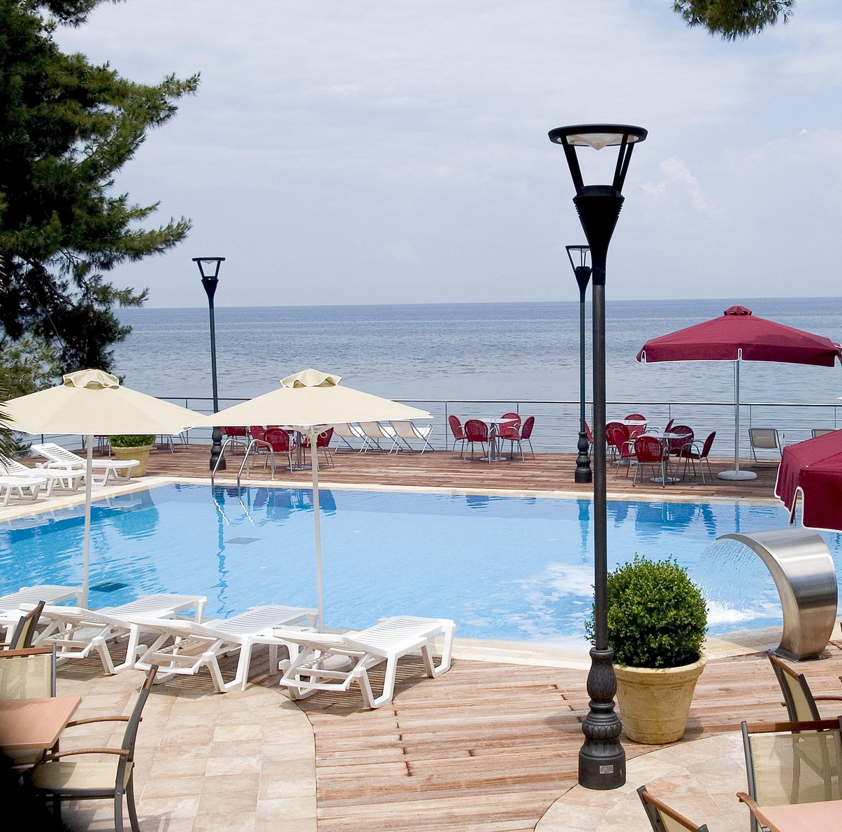 to buy beachfront hotel in Greece, Ionian Sea